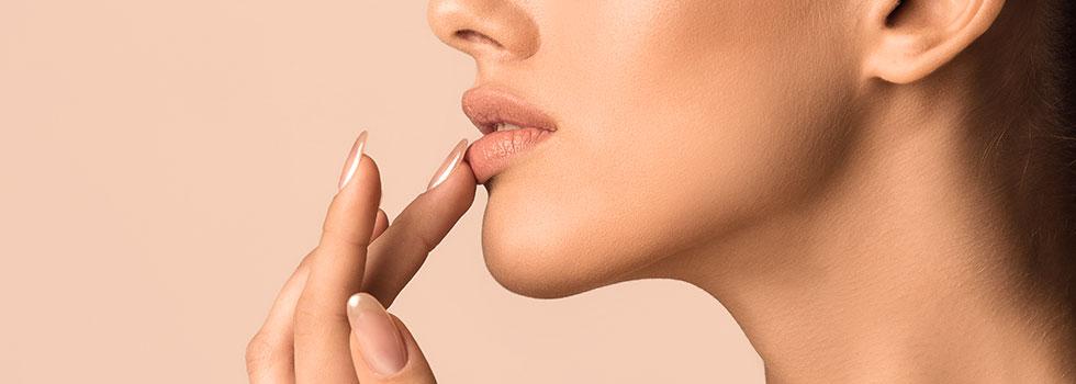 Przyczyny suchych ust